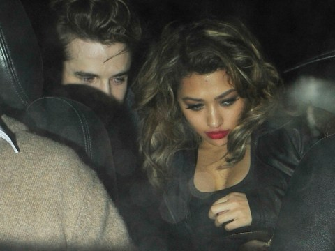 The Saturdays' Vanessa White and Una Healy look worse for wear after girls night out