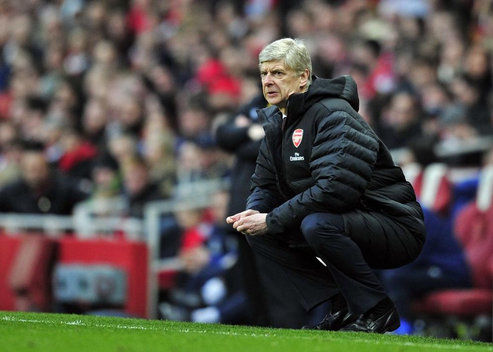 Arsene Wenger: I expected Arsenal fans' boos after Blackburn defeat