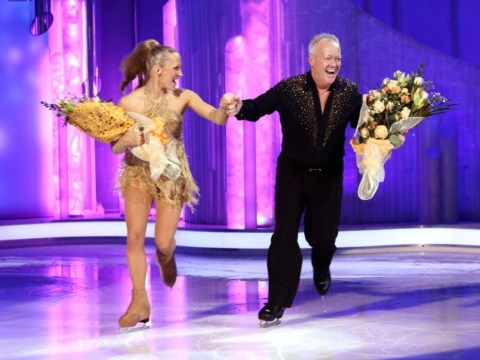 Dancing On Ice: Keith Chegwin is the latest celebrity to get the boot from the competition