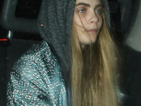 Cara Delevingne is on track to steal Kate Moss' party girl crown with 72-hour bender