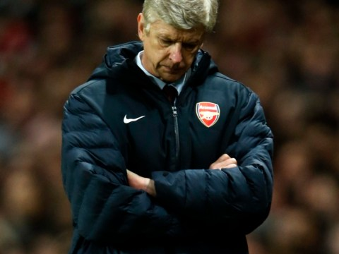 'Heartbroken' Nick Clegg pipes up for underachieving Arsenal and backs Arsene Wenger