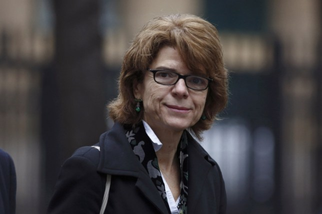 Vicky Pryce stripped of Queen's honour for government service