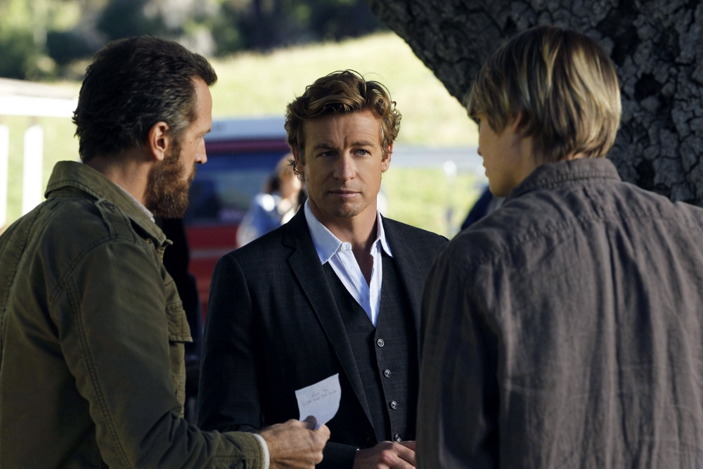 The Mentalist, Wild Arabia and Piers Morgan's Life Stories: TV picks