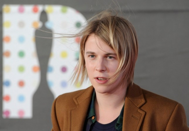 Tom Odell will be playing on  July 17 (Picture: EPA)