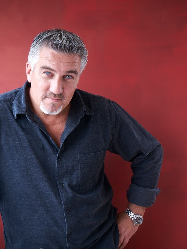 Paul Hollywood's new book is a home-baker's bible