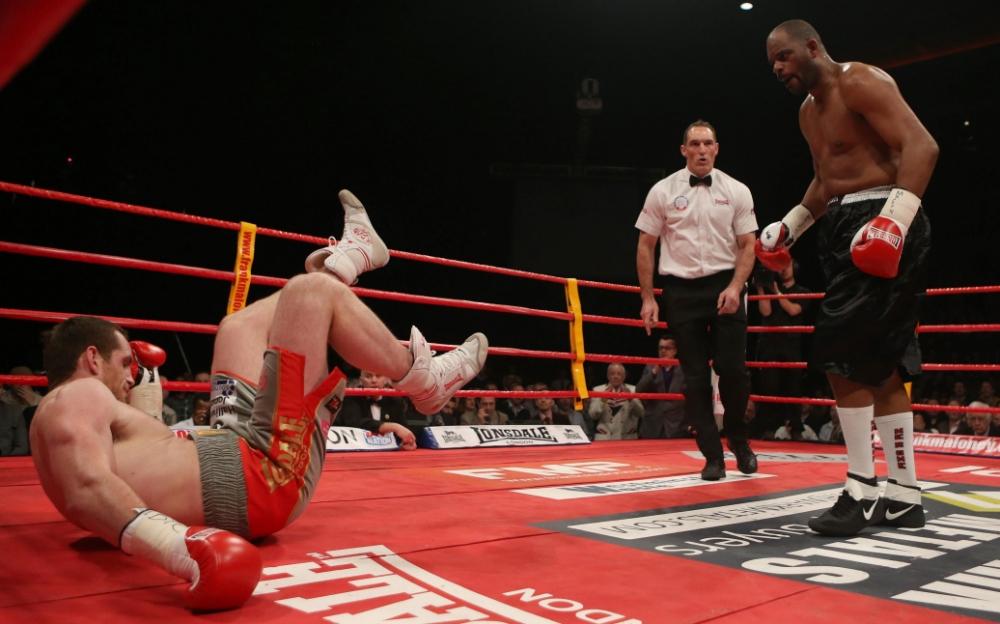 David Price remains defiant despite suffering shock Tony Thompson knockout