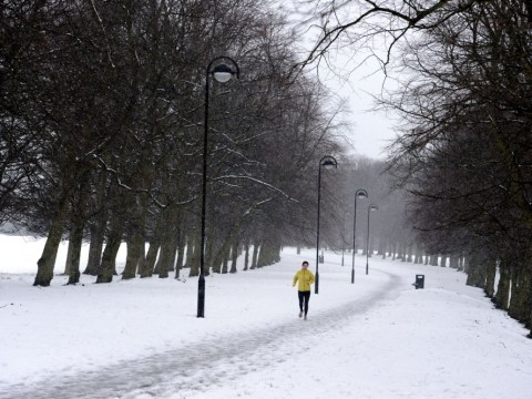 UK snow: Thousands 'at risk' as icy weather threatens the old