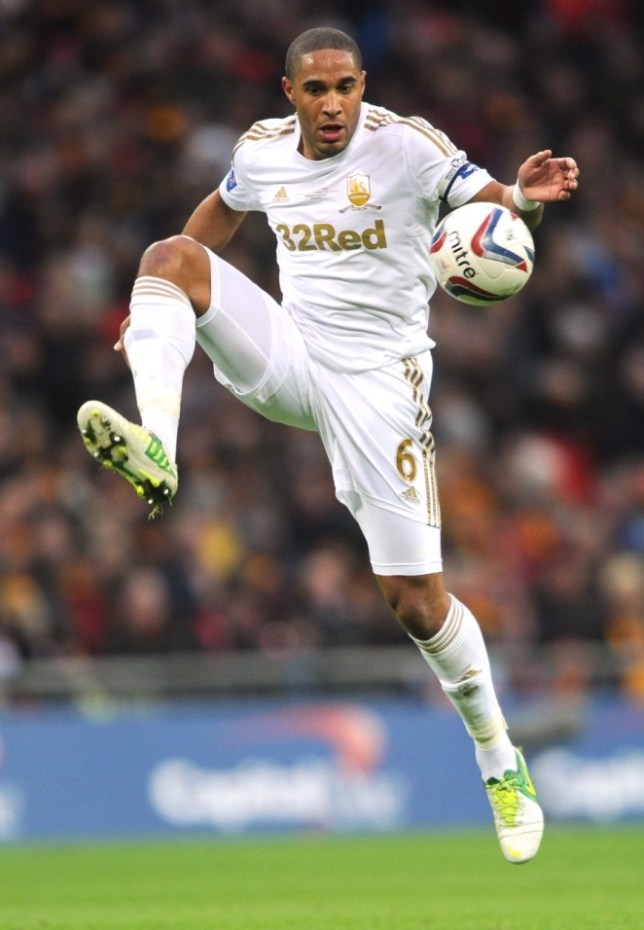 Ashley Williams is one of Swansea's most highly-rated players (Picture: Reuters/Action Images)