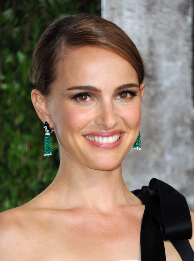 Natalie Portman is looking forward to the new Star Wars movie (Picture: AP)