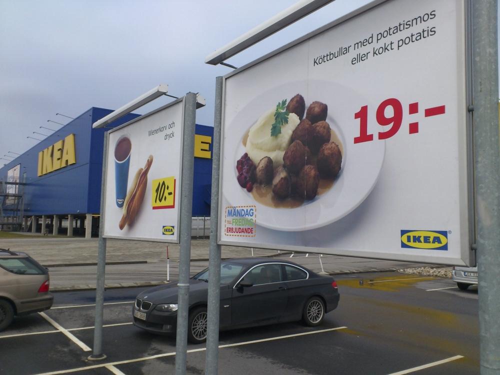 Ikea stops selling meatballs in UK after horse meat found in batch in Czech Republic