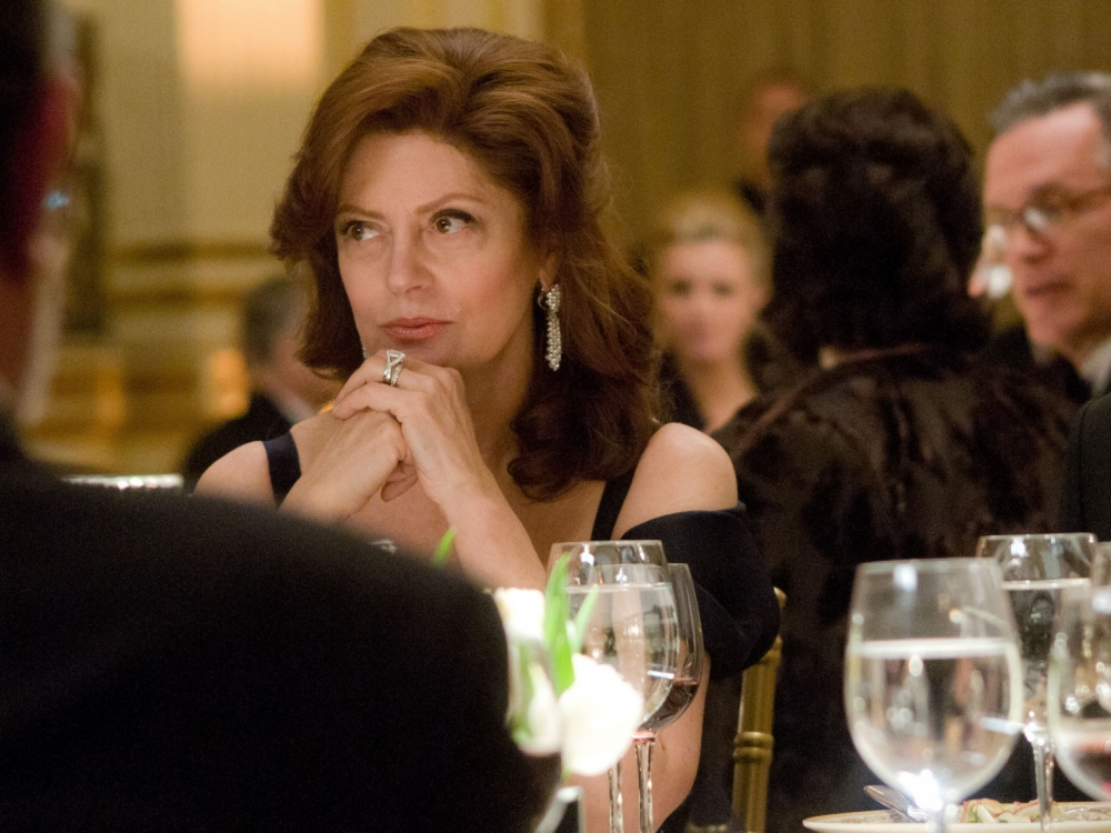 Richard Gere and Susan Sarandon are perfectly cast in thriller Arbitrage