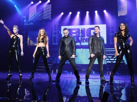 Liberty X will ditch latex on The Big Reunion Tour, says pregnant Michelle Heaton