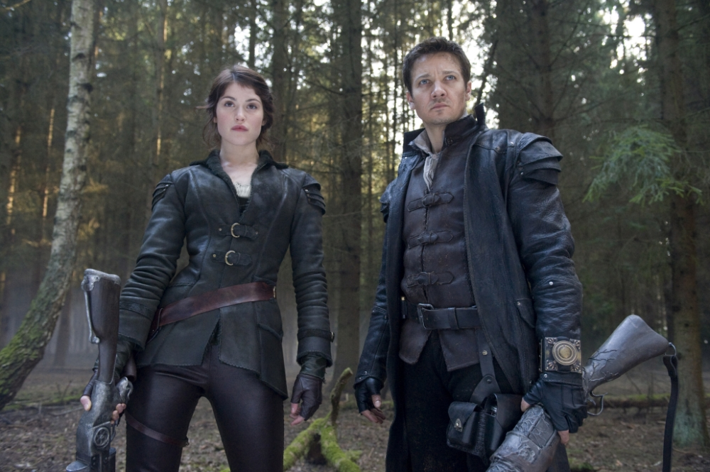 The gory Hansel & Gretel: Witch Hunters is too much toil and trouble