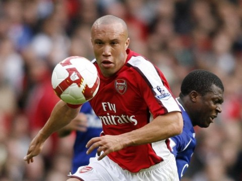 Mikael Silvestre pokes fun at Arsenal troubles by tweeting Patrick Vieira empty trophy cabinet