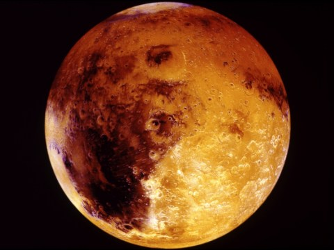 Mars 'had oxygen-rich atmosphere 1billion years before Earth'