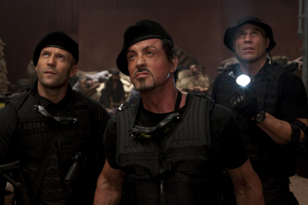Who would be in The Expendables dream team?