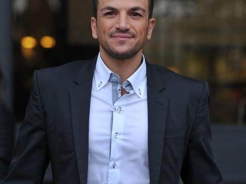 Peter Andre: I'm an older version of One Direction's Harry Styles