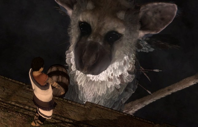The Last Guardian – proof of life