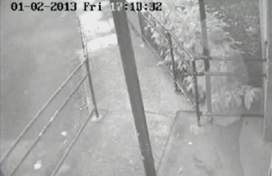Ruislip community centre ghost footage
