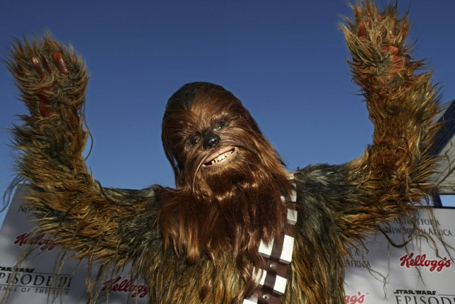 Star Wars Episode 7 UK casting call looking for new Chewbacca?