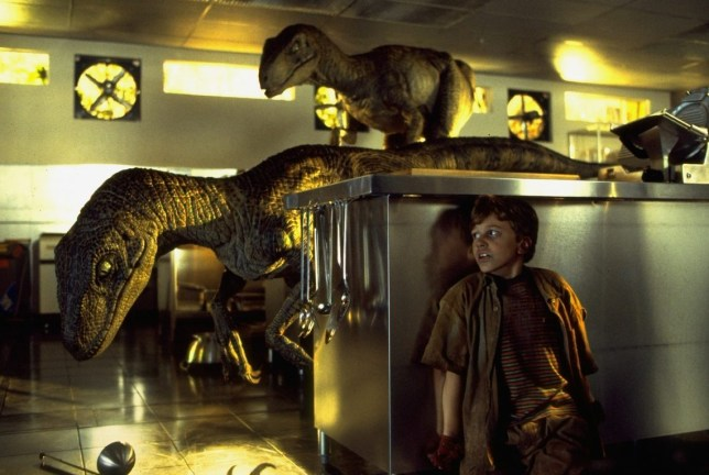 Jurassic Park shows raptors hunting in packs (Universal)