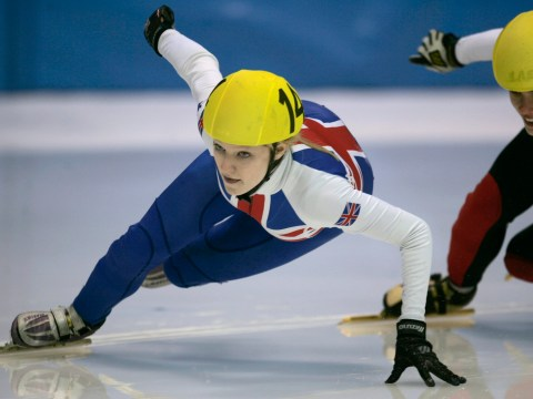 Elise Christie: I'm so glad my decision to switch sports is paying off