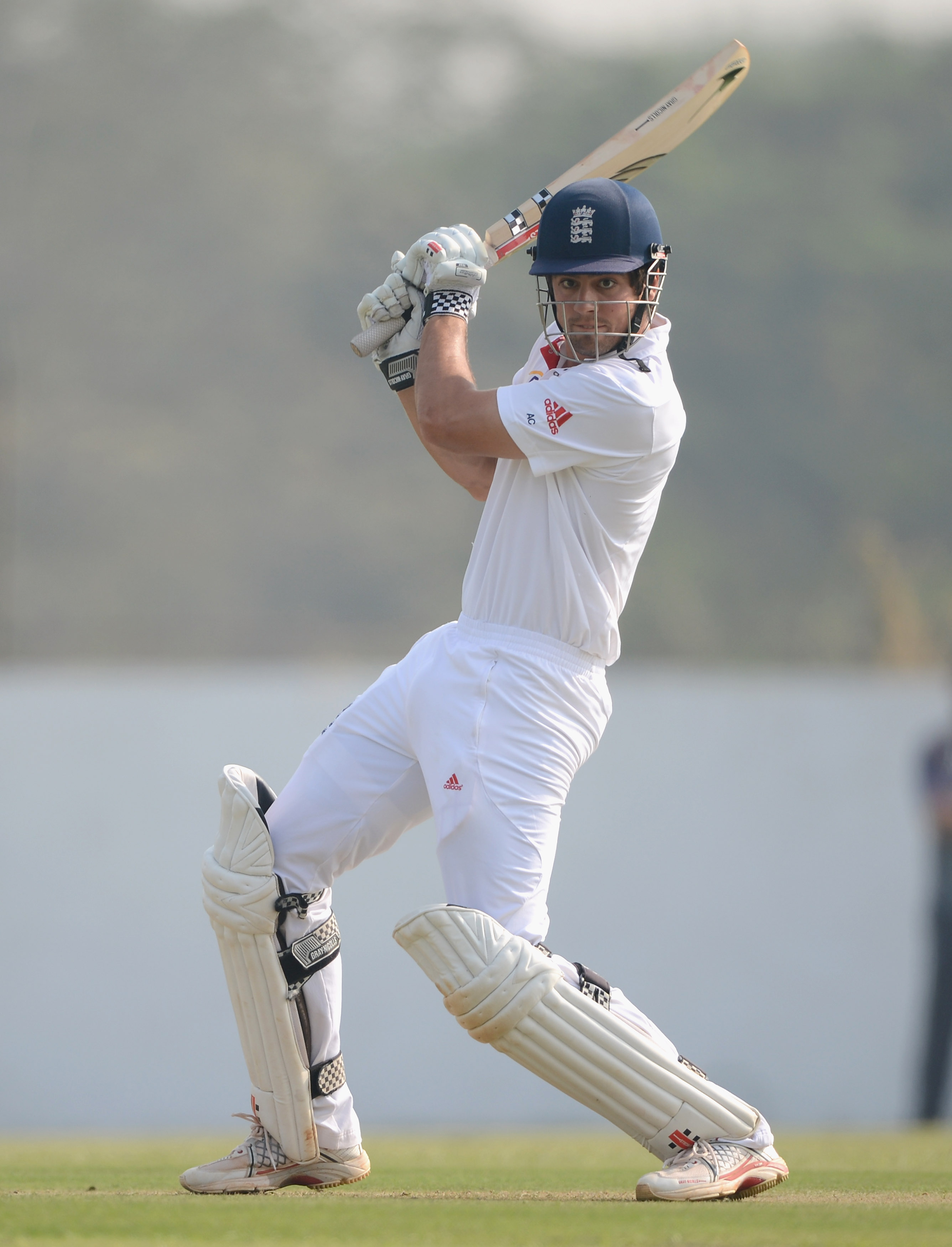 Alastair Cook: Ashley Giles appointment affected England's squad balance