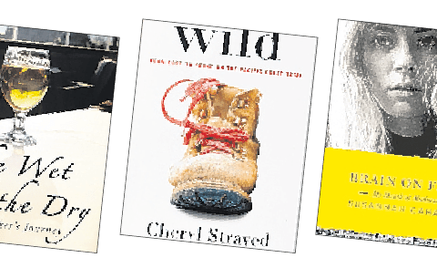 Shelf Space: New memoirs to try