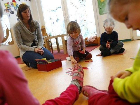 Tax-free childcare vouchers to help parents announced by George Osborne in budget 2013