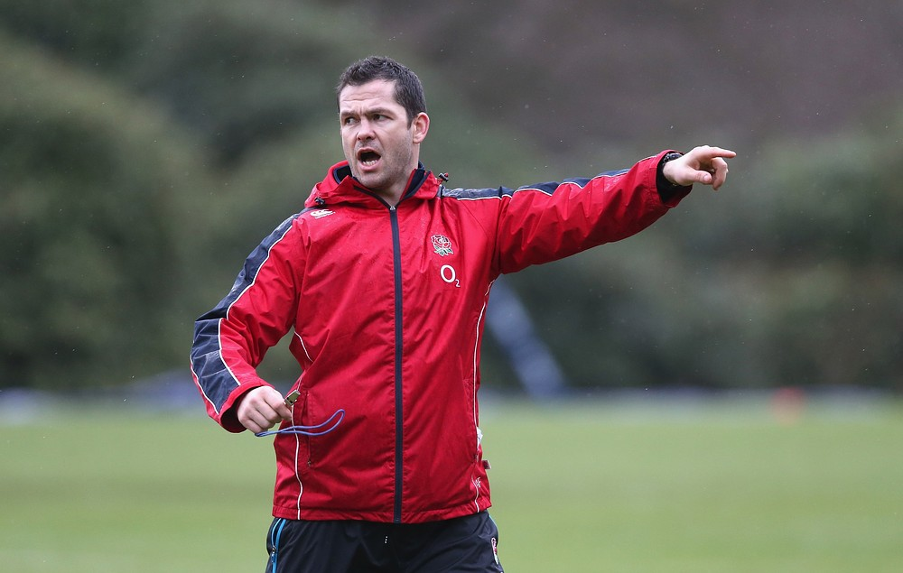 Andy Farrell has backed England's defence (Picture: Getty)