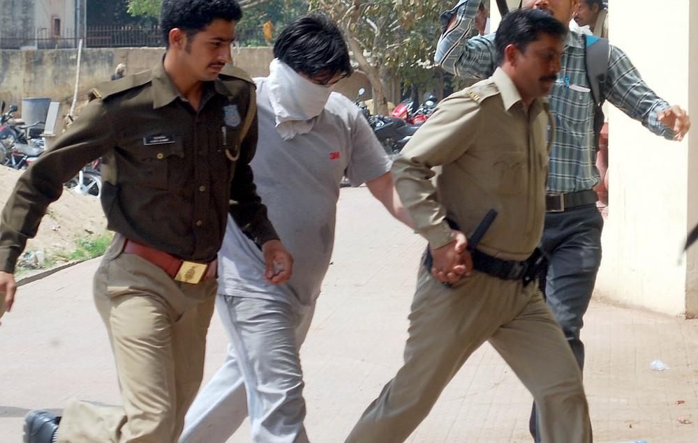 Indien police gay sexe