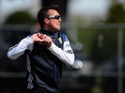 Graeme Swann still hopeful of Ashes spot after suffering New Zealand Test injury blow