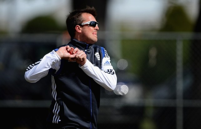 Graeme Swann has been ruled out of England's first Test in New Zealand (Picture: Getty)