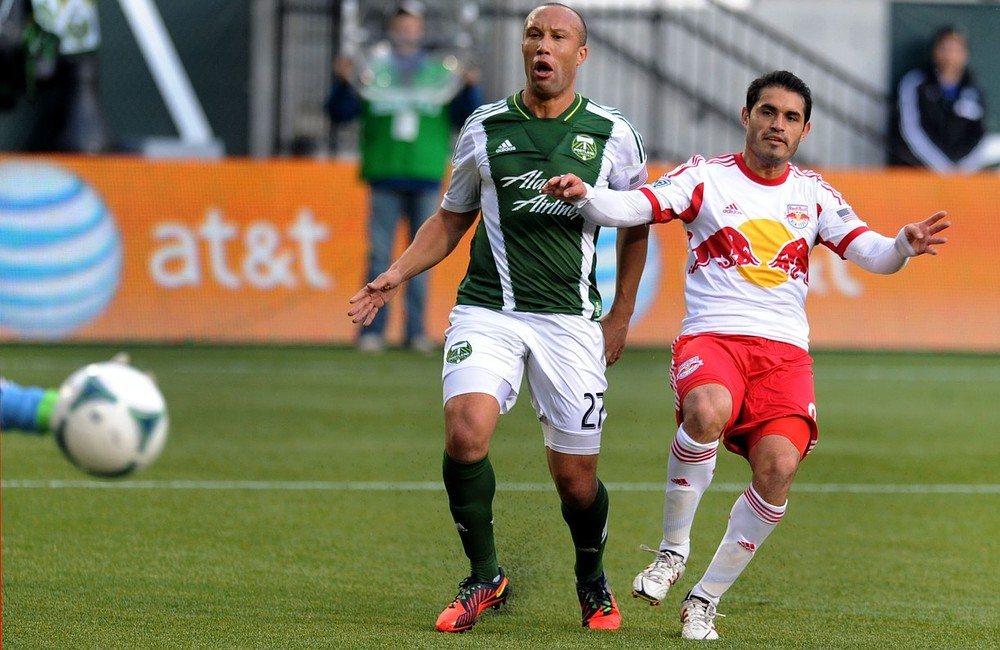 Former Manchester United defender Mikael Silvestre suffers MLS debut horror-show