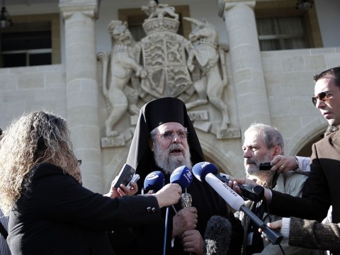 Cyprus financial crisis is so bad that church offers to bail it out