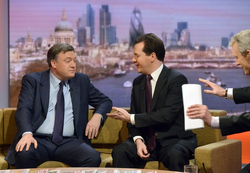 Osborne determined to get more Twitter followers than arch rival Balls