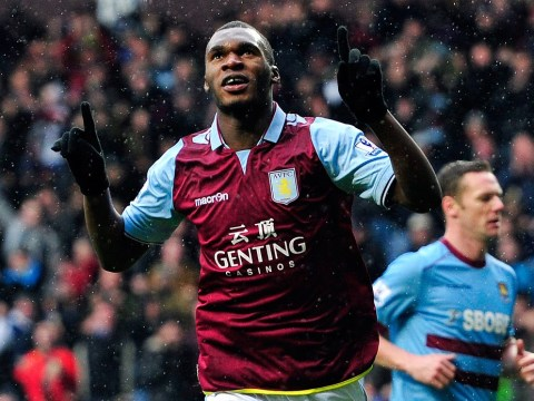 Christian Benteke set to be offered new contract at Aston Villa