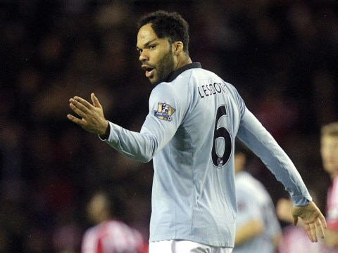 Joleon Lescott to talk Turkey with Besiktas over £100,000-a-week deal