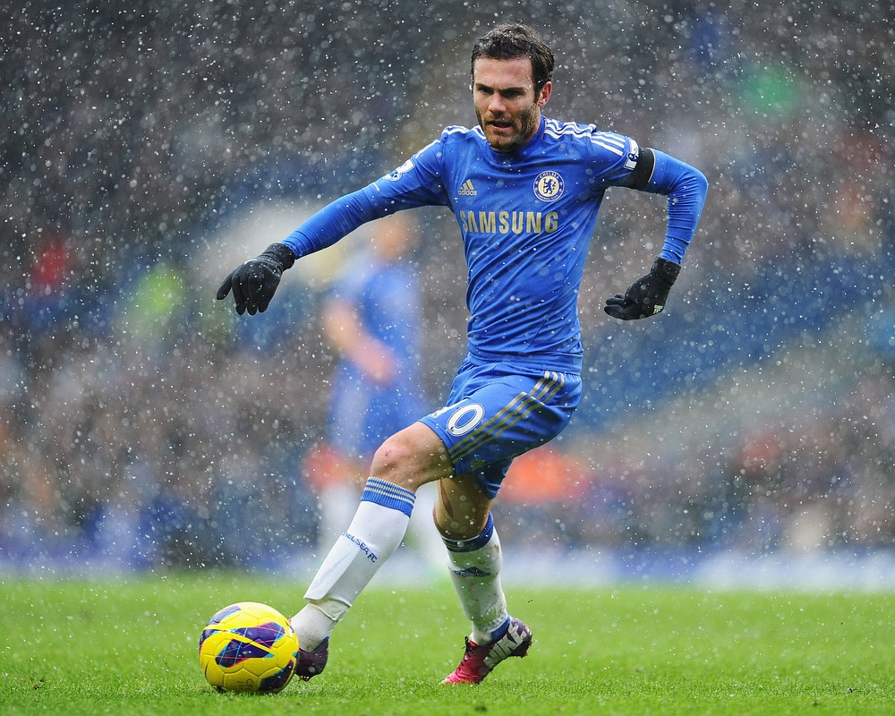 Juan Mata has been the star man for Chelsea this season (Picture: Getty)