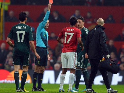 Referee Cuneyt Cakir under fire after Manchester United's Champions League exit