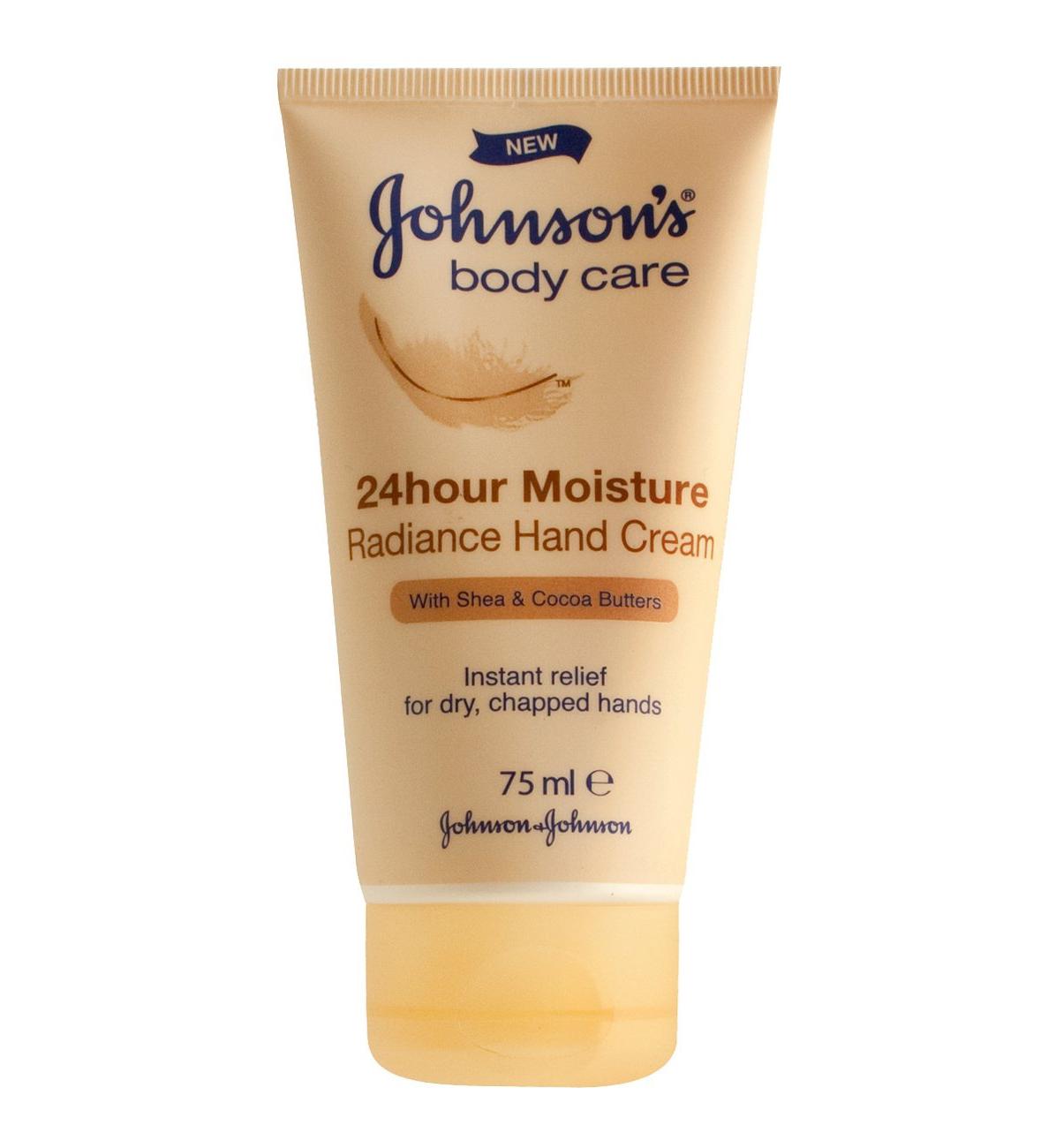 JOHNSON'S Hand Cream 24 HOUR Moisture 75ml