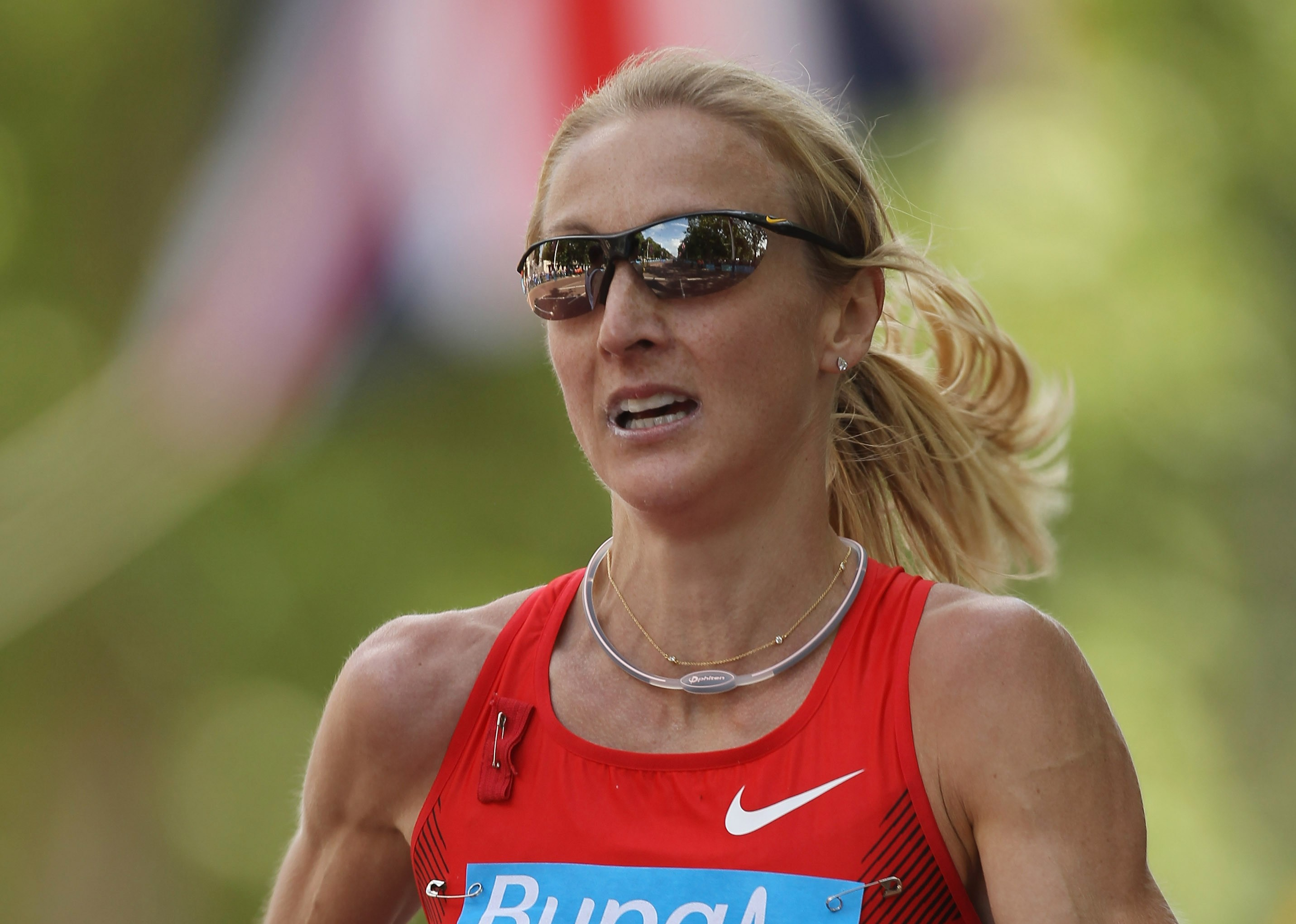 Paula Radcliffe admits her running career is over after failed foot surgery