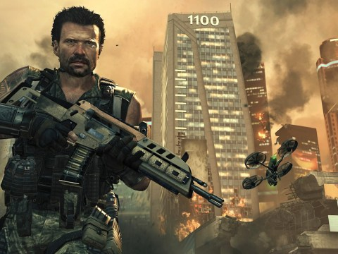 Black Ops II and FIFA 13 outsold music and DVDs in 2012