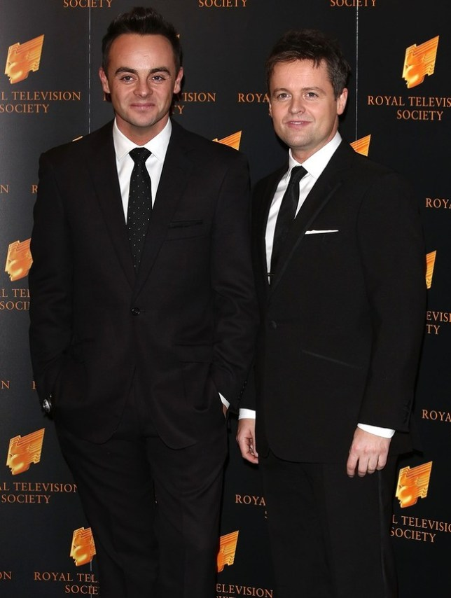Ant & Dec have had many career highs in their 25-year partnership (Picture: Getty)
