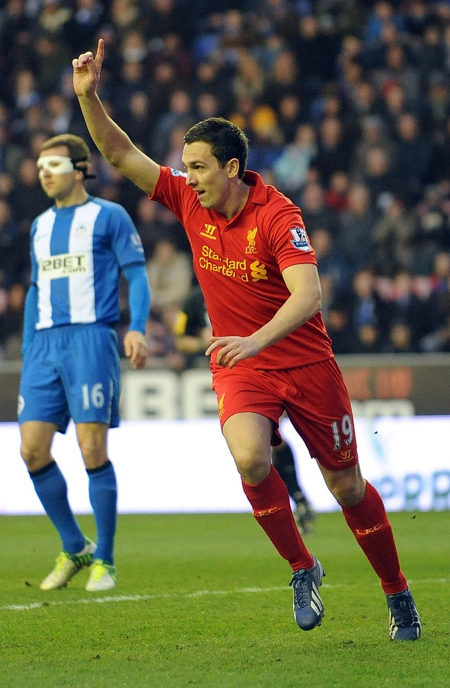 Stewart Downing: Liverpool geared up for season finale