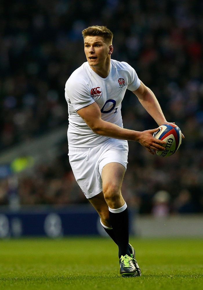 England's Owen Farrell loses fitness race to face Italy in Six Nations