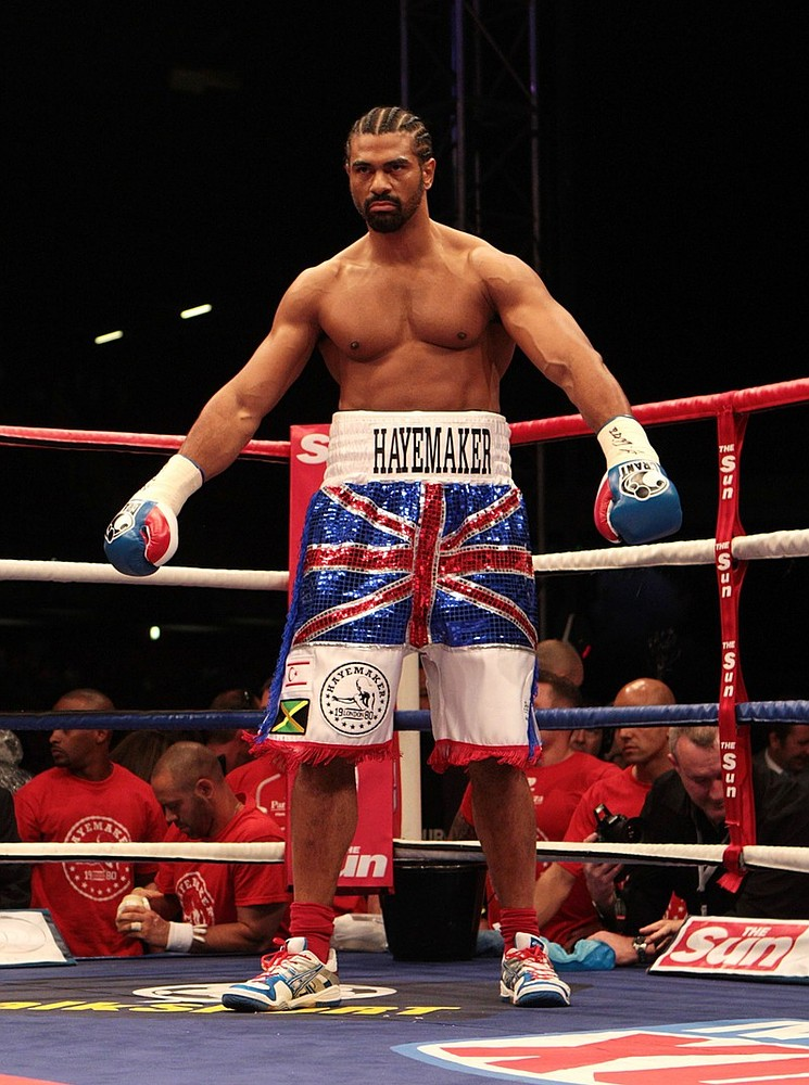 David Haye to confirm his ring comeback as he looks to set up Klitschko clash