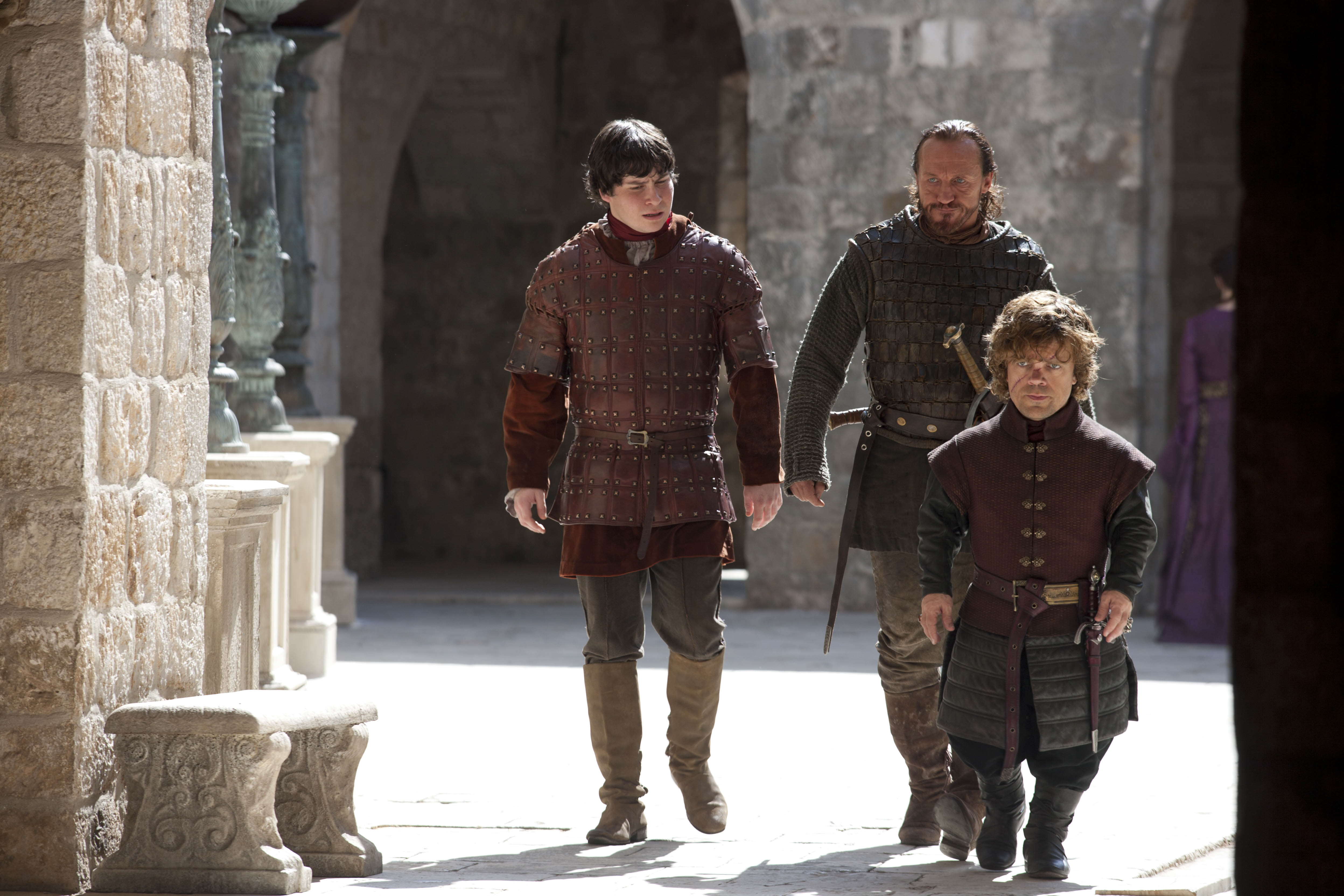 Tyrion Lannister returns in Game Of Thrones season 3