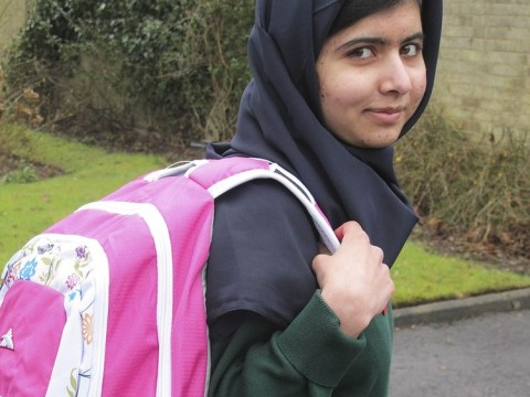 Malala Yousafzai returns to school five months after being shot by Taliban