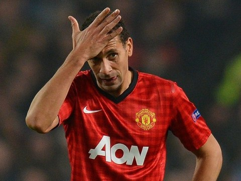 Rio Ferdinand's England comeback over as he withdraws from Roy Hodgson's squad